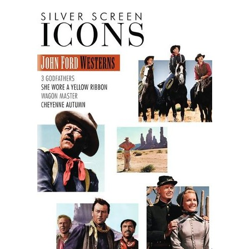 Silver Screen Icons: John Ford Westerns [2 Discs] [DVD]