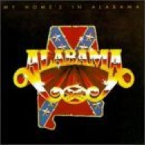 My Home's In Alabama CD
