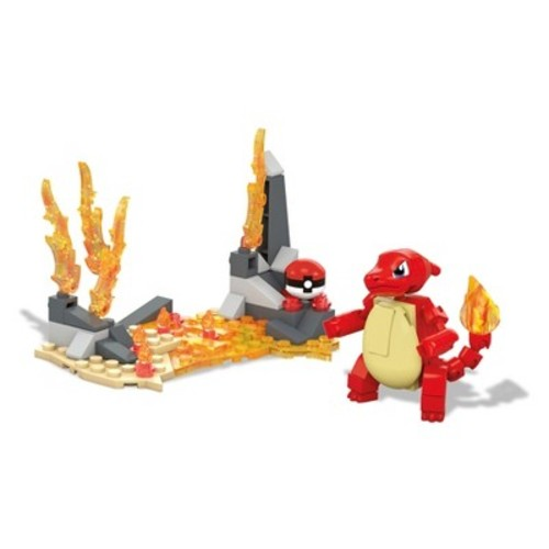 Mega Construx Pokemon Charmeleon Building Set