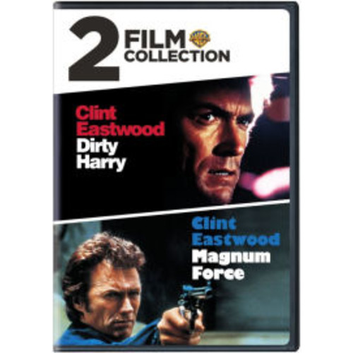 Dirty Harry/Magnum Force [2 Discs]
