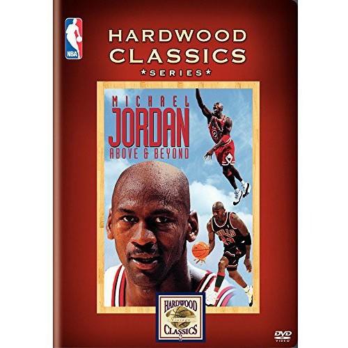 NBA Hardwood Classics: Michael Jordan Above & Beyond DVD