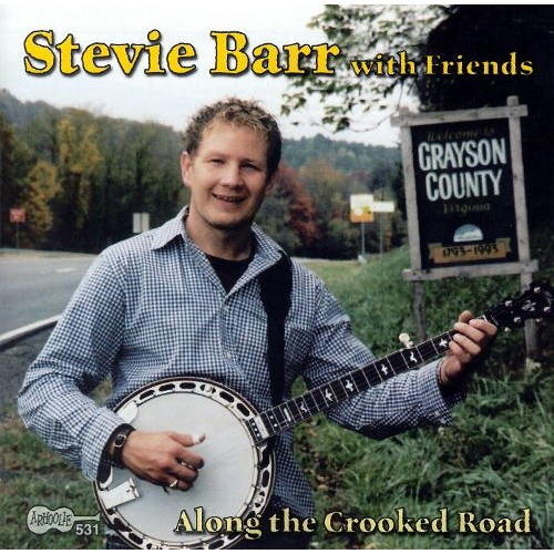 Along the Crooked Road [CD]