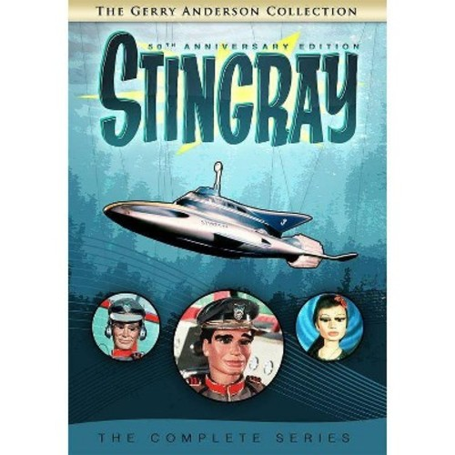 Stingray:Complete series (DVD)
