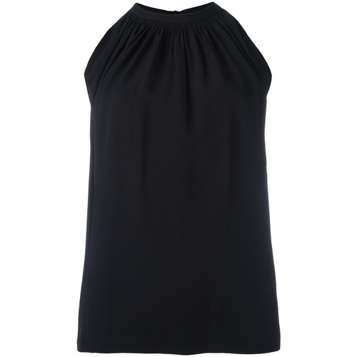 HELMUT LANG Gathered Front Tank Top