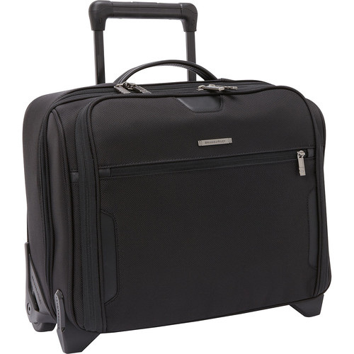 Briggs & Riley Medium Slim Rolling Laptop Brief