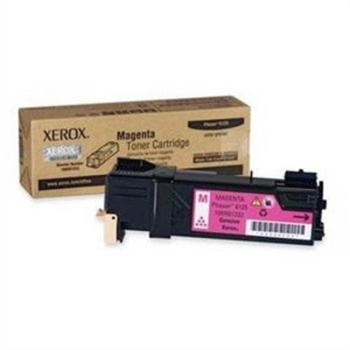 Xerox 1000 Page Yield Magenta Toner Cartridge for Phaser 6125 106R01332