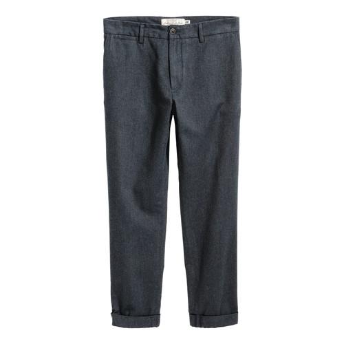 Cropped Suit Pants