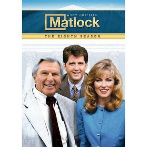 Matlock: The Eighth Season (DVD) [Matlock: The Eighth Season DVD]