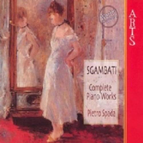 Sgambati: Complete Piano Works [Box Set] [CD]