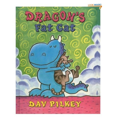 Dragon's Fat Cat (Dragon Tales)