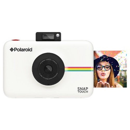 Snap Touch Instant Digital Camera (White)