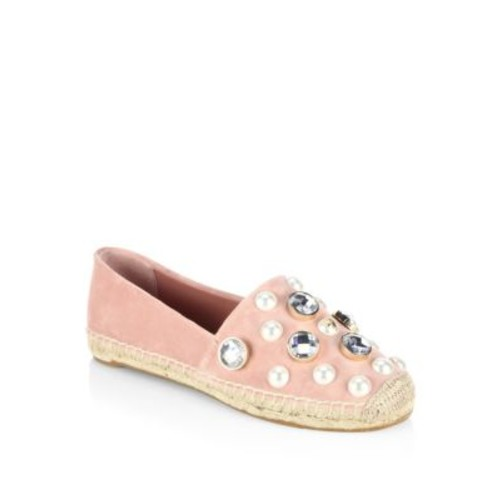 TORY BURCH Vail Espadrille Slip-Ons
