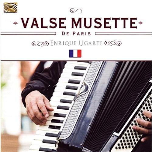Valse Musette de Paris [CD]