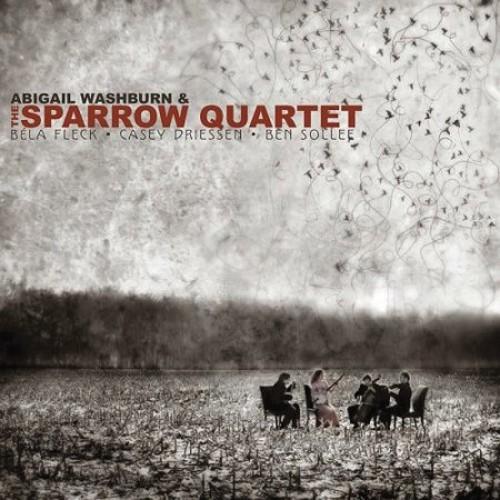 Abigail Washburn & the Sparrow Quartet [CD]