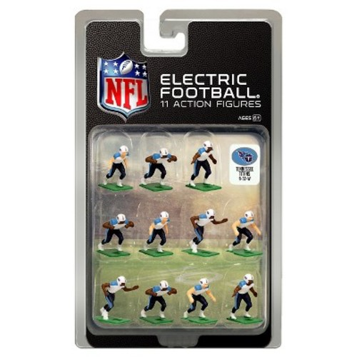 Tennessee Titans White Uniform NFL Action Figure Set