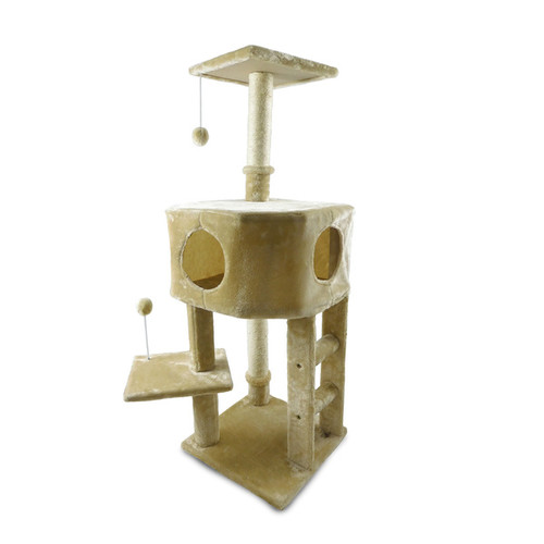 Tiger Tough Treehouse Cat Tree Playground