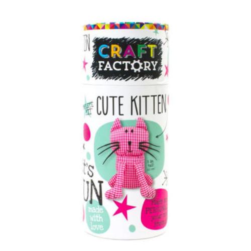 Craft Factory Tubes-Cute Kitten