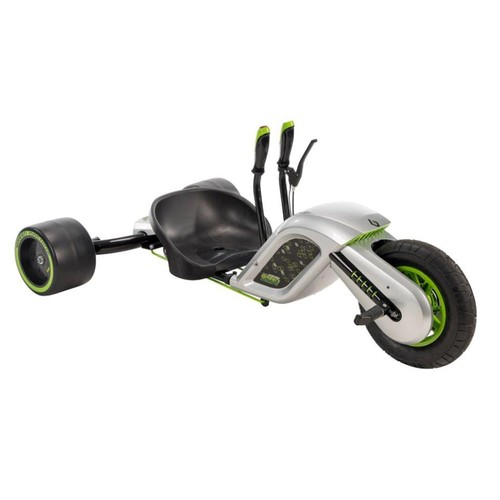 Huffy Electric Green Machine Ride-On Bike