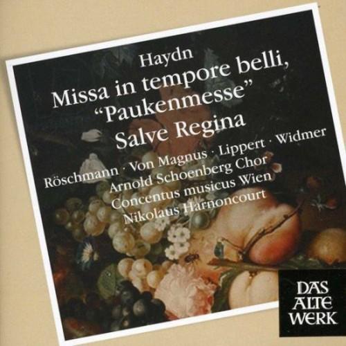 Missa In Tempore Belli - CD