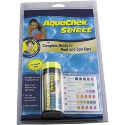 AquaChek 541604A Select Kit Test Strip for Swimming pool