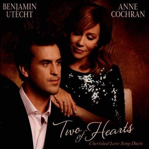 Two Of Hearts:cherished Love Song Due CD (2013)