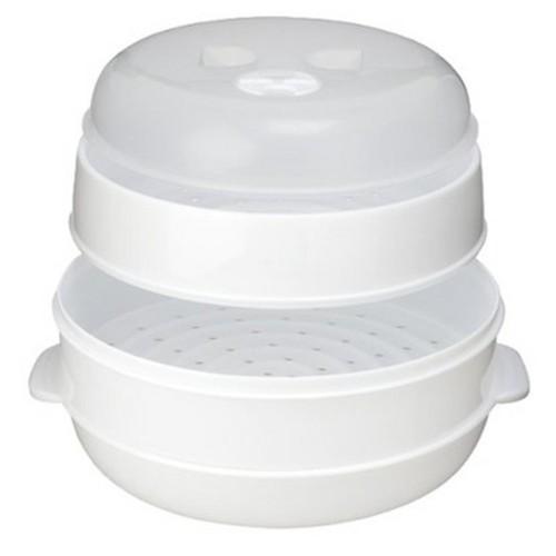 Microwave Steamer 2 Tier