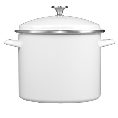Cuisinart Chef's Classic 12 Qt. Stainless Steel Stockpot with Cover