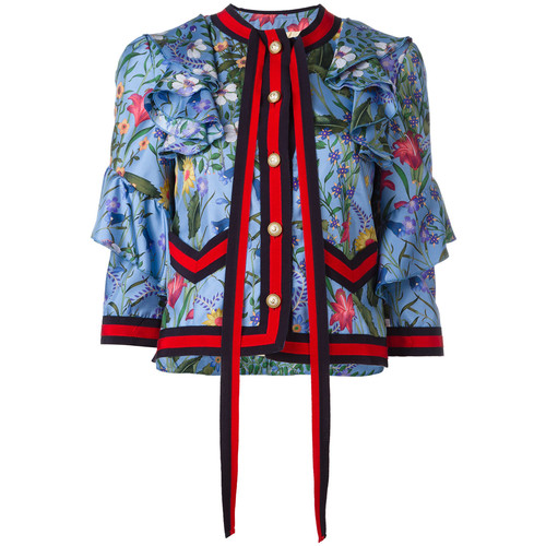 GUCCI Flora Jacket