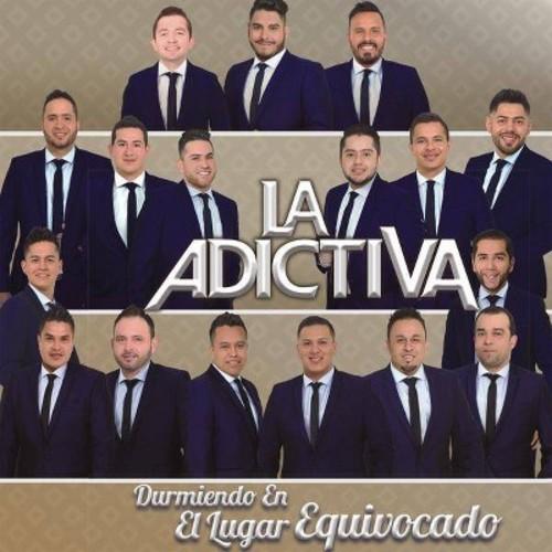 La Adictiva Banda Sa - Durmiendo En El Lugar Equivocado (CD)