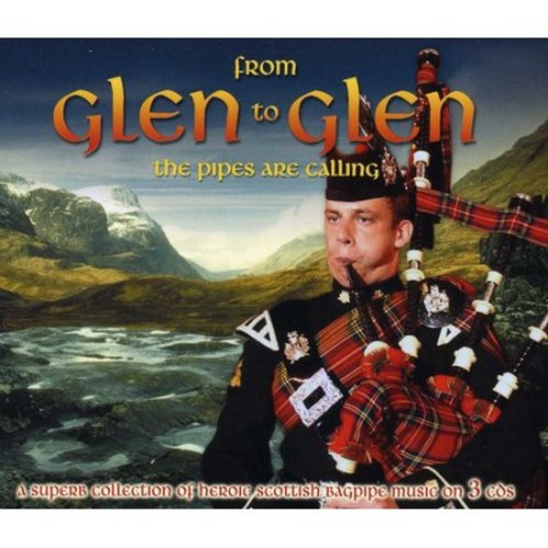 From Glen to Glen [CD]
