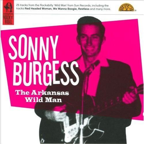 Arkansas Wild Man [Charly] [CD]