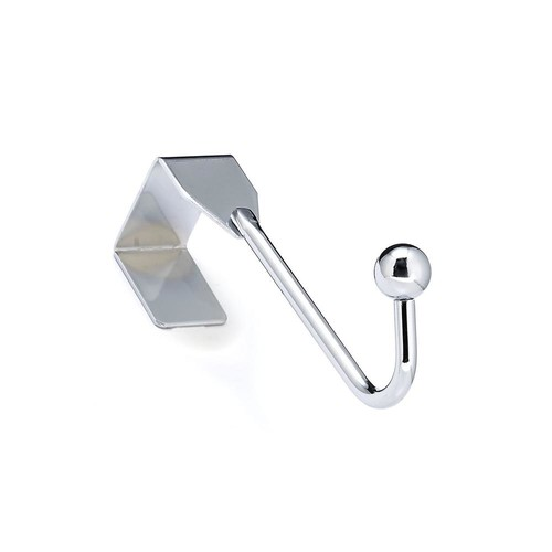 Richelieu Hardware 1 in. Chrome Over-The-Door Utility Hook