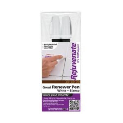 Rejuvenate White Grout Restorer Marker Pens