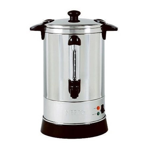 Nesco CU-30 Professional Coffee Urn, 6.8-Liter, Stainless Steel [Stainless Steel]