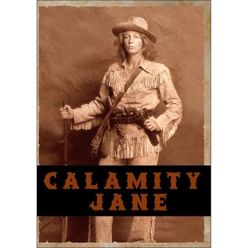 Calamity Jane [DVD] [1984]