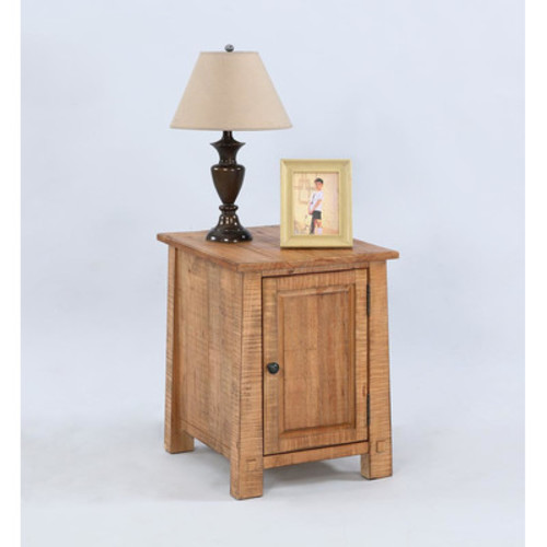 Pluto End Table