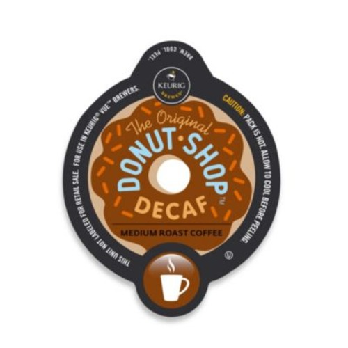 Vue 16-Count The Original Donut Shop Decaf Coffee for Keurig Brewers