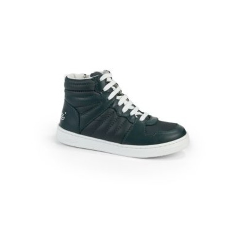 Infant's & Toddler Boy's Quilted High-Top Sneakers