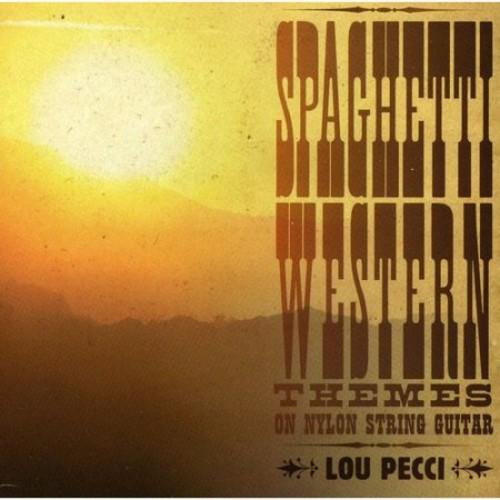 Spaghetti Western Themes on Nylon String Guitar [CD]