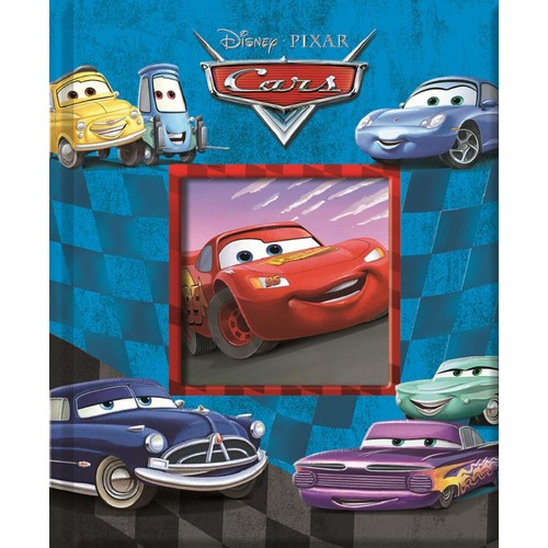 Disney Pixar Cars My First Treasury Cars Spanish Book