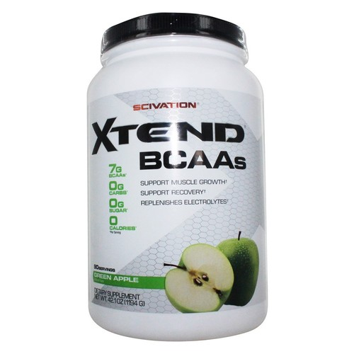 Xtend BCAAs 90 Servings Green Apple - 42.1 oz.