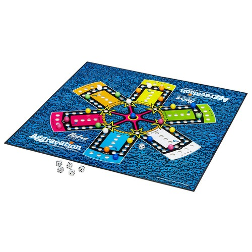 Aggravation Game Retro Series 1989 Edition by Hasbro