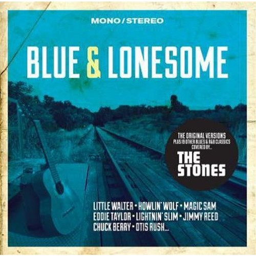 Blue & Lonesome: Original Versions Plus 19 Other Blues & R&B Classics Covered By the Stones [CD]