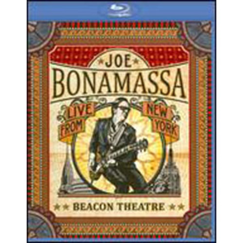 Joe Bonamassa: Live from New York - Beacon Theatre [Blu-ray] DHMA