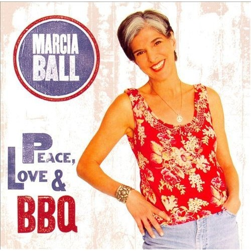 Peace, Love & BBQ [CD]