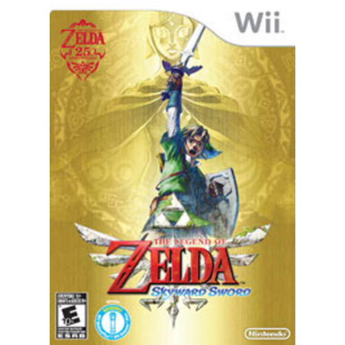 The Legend of Zelda: Skyward Sword [Pre-Owned]