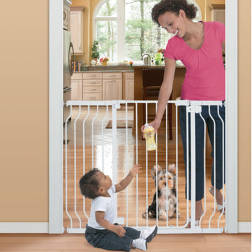 Sure and Secure Extra Tall Walk-Thru Gate by Summer Infant