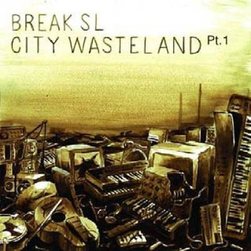 City Wasteland [Single] [12 inch Vinyl Single]
