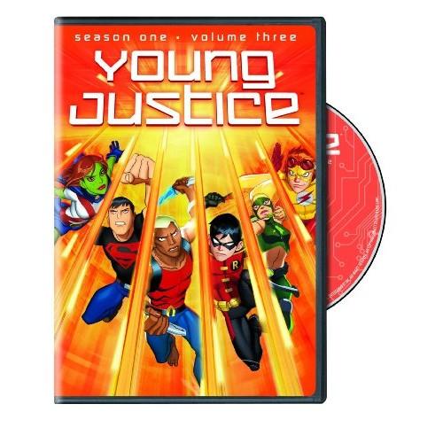 Young Justice: Season 1, Volume Three