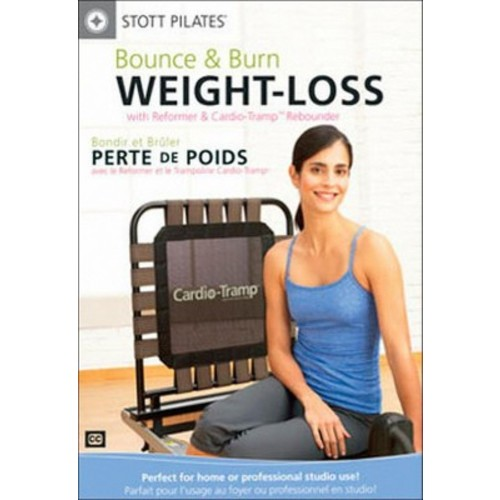 Stott Pilates: Bounce & Burn Weight Loss with Reformer & Cardio-Tramp Rebounder